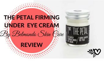 The Petal Firming Eye Cream Review-By Belmondo