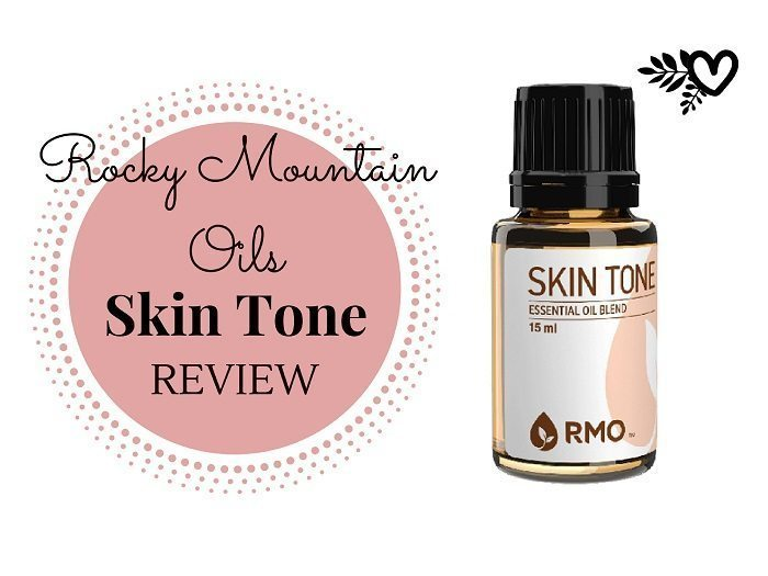 Rocky mountain oils skin tone review