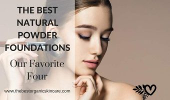 Best Natural Powder Foundations : Our Favorite Four