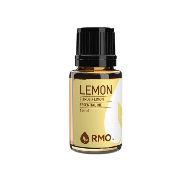 lemon oil for dandruff