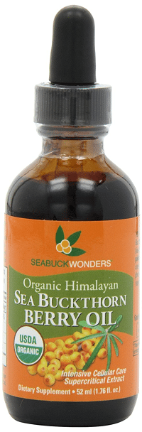 benefits of seabuckthorn berry oil