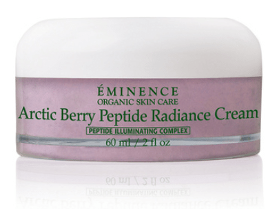 eminence arctic berry peptide radiance cream review