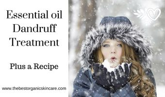 Essential Oil Dandruff Treatment- Plus Recipe