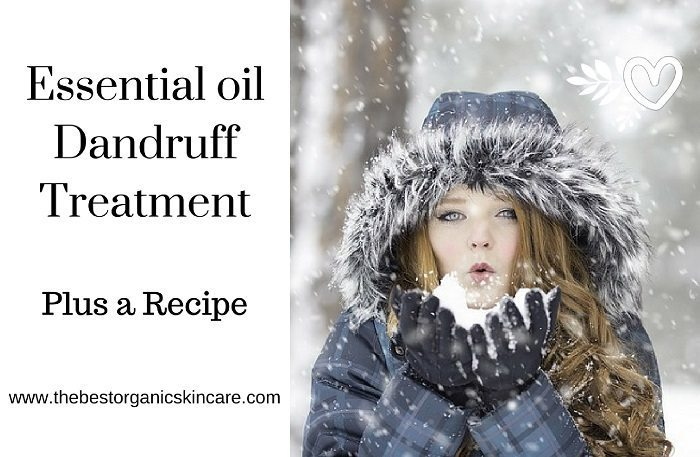 essential oil dandruff treatment