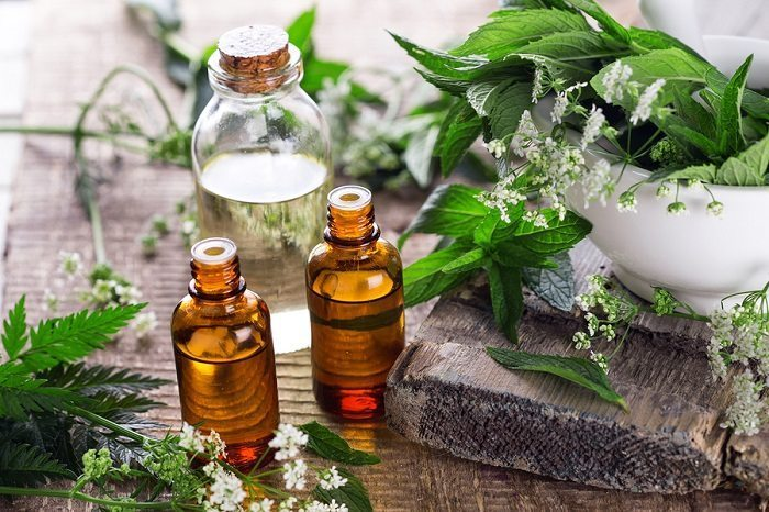 essential oils for diy beard oils