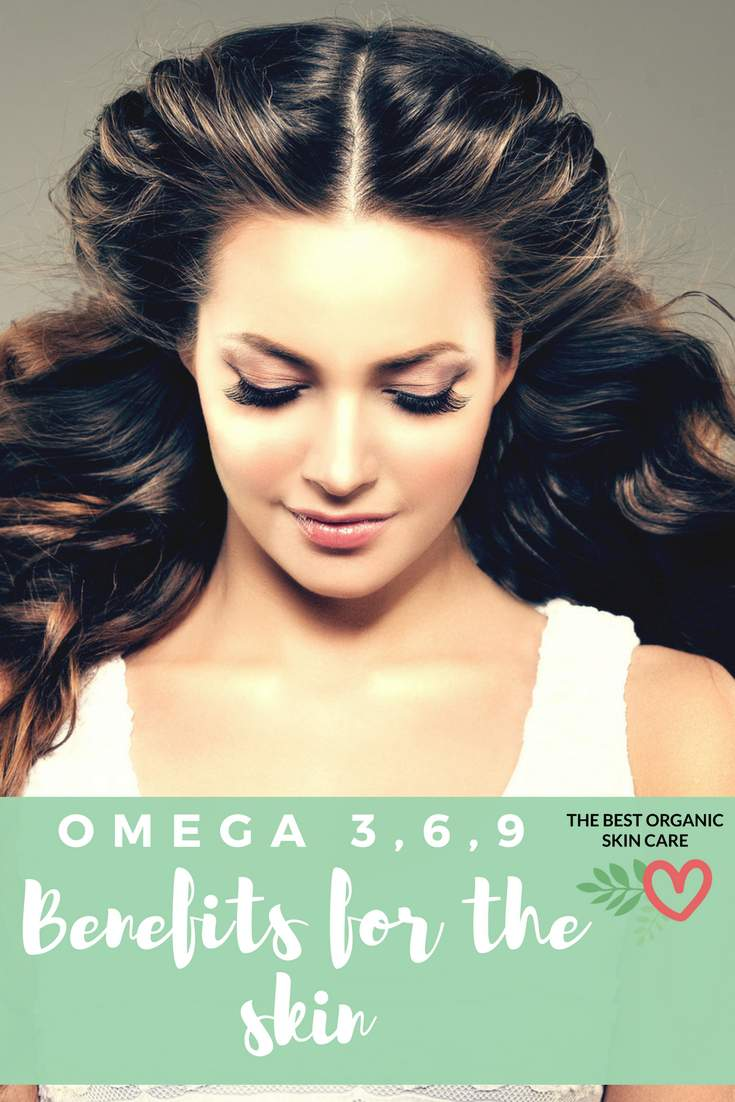 omega 3 6 9 benefits for the skin