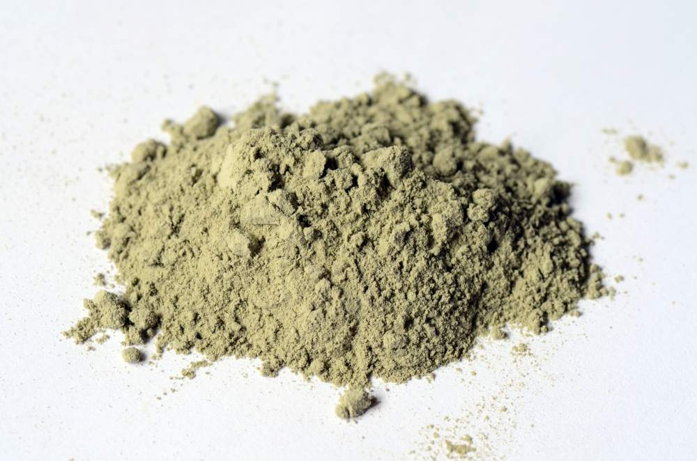 the ultimate guide to cosmetic clay - french green montmorillonite clay