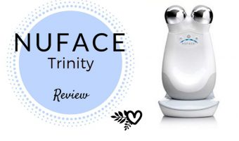 NuFace Trinity Review : Micro-Current Toning Device