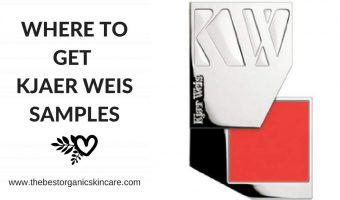 where to get kjaer weis samples
