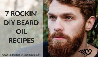 7 Rockin' DIY Beard Oil Recipes