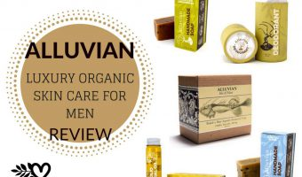 Alluvian Luxury Organic Skin Care for Men Review