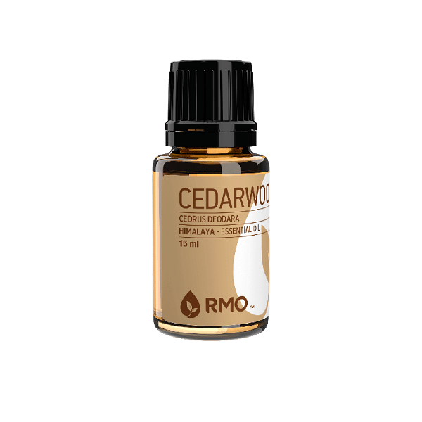 best essential oils for men - cedar