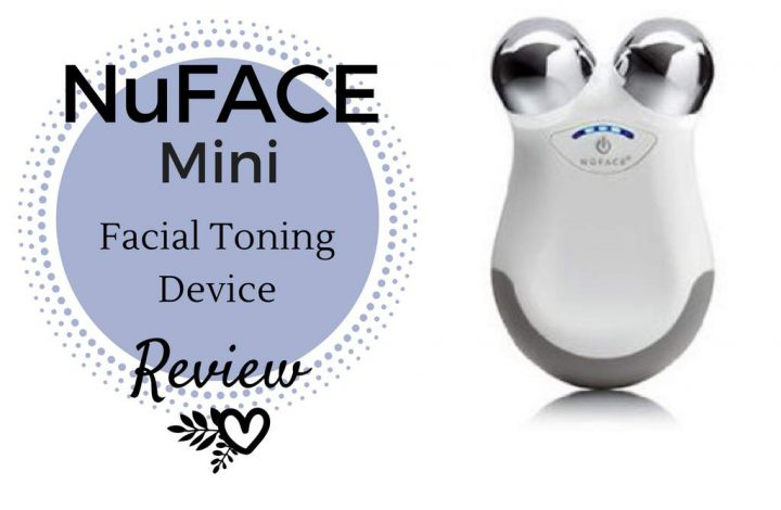 NuFace Mini Skin Toning Device Review