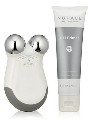 nuface mini facial toning device review
