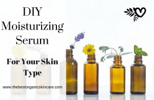 DIY Moisurizing Serum