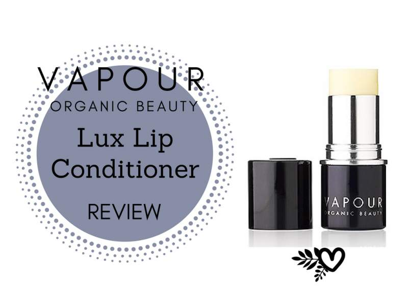 vapour organic beauty lux lip conditioner review