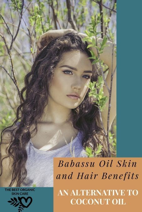 babassu oil skin and hair benefits alternative to coconut oil