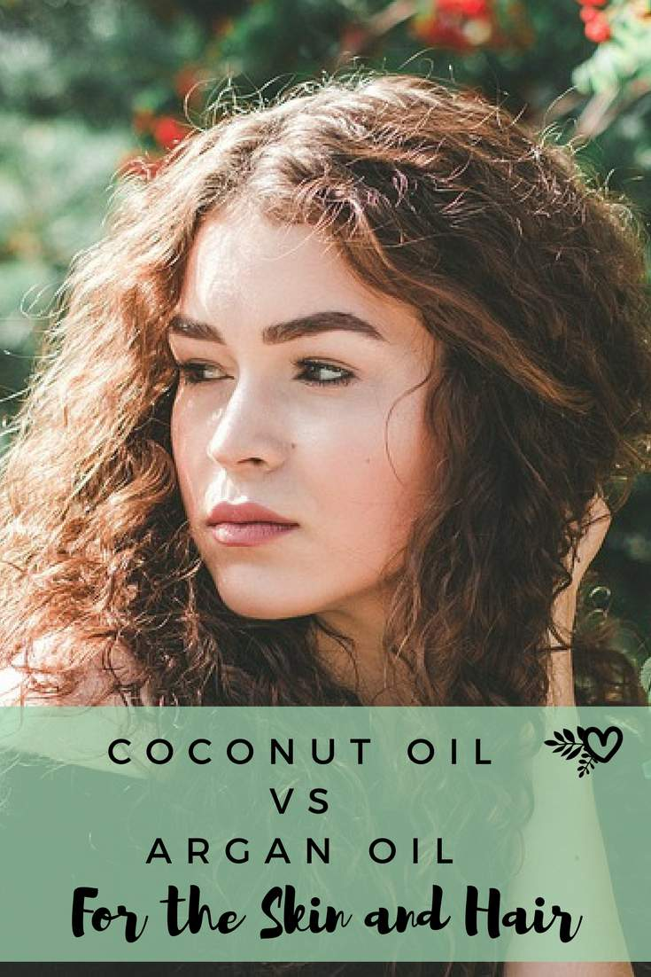 coconut oil vs argan oil