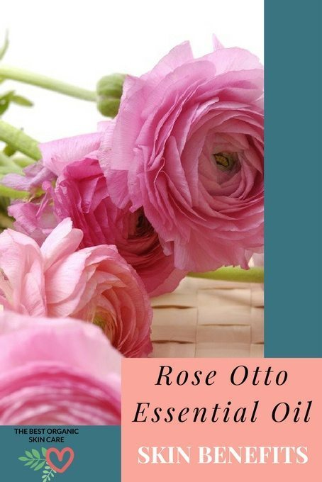 rose otto essential oil skin benefits