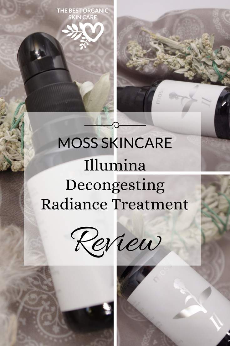 moss skin care illumina radiance treatment review