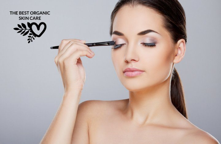 the best organic cream eye shadows