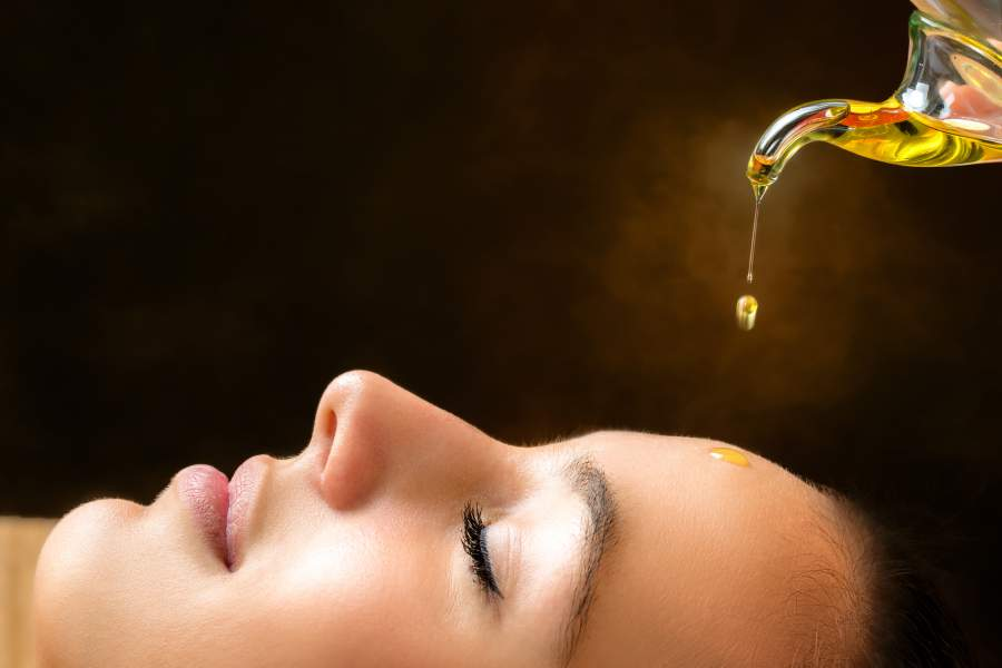 organic skin care for sensitive skin - facial oils
