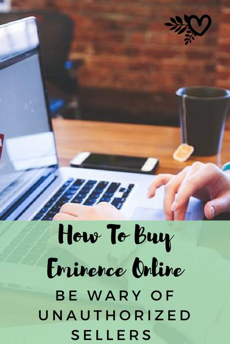 where to buy eminence online