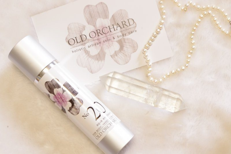 old orchard apothecary aqua emulsion