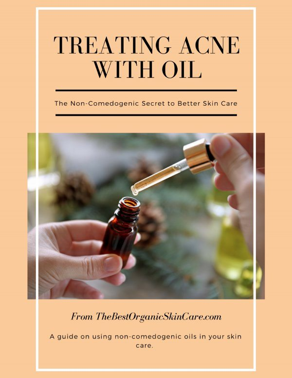using oil to treat acne