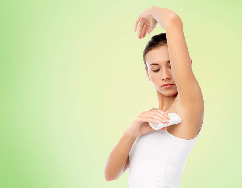 why use natural deodorant