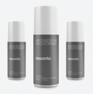 best natural deodorants - nasanta