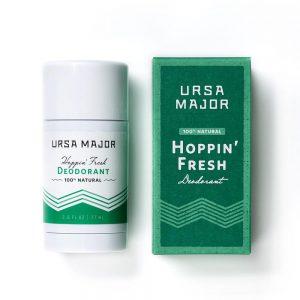 best natural deodorants - ursa major