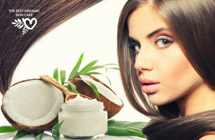 how to coconut oil hair mask