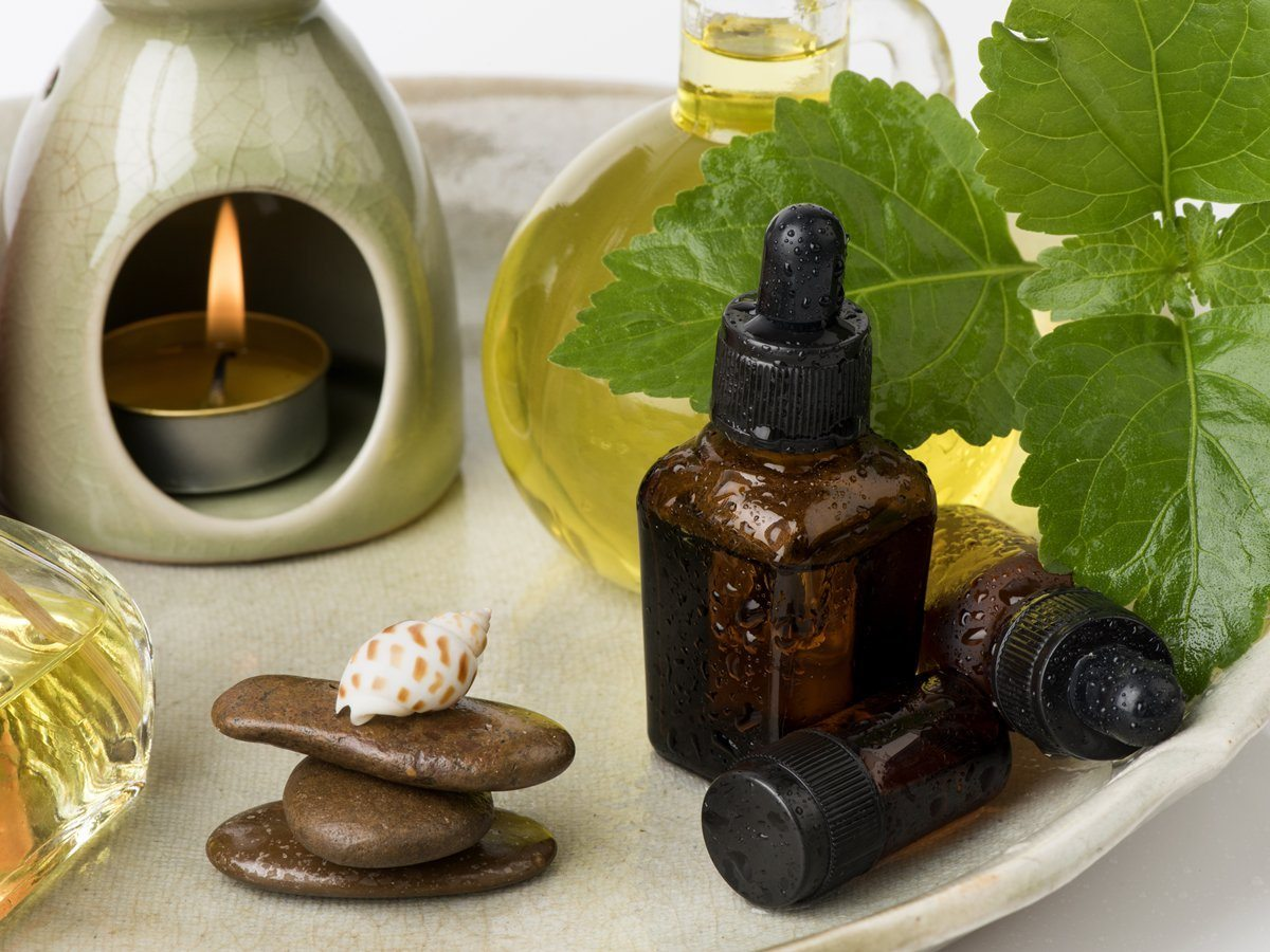 patchouli essential oil for anti-aging