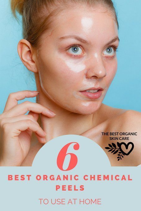 6 Best Organic Chemical Peels To Use At