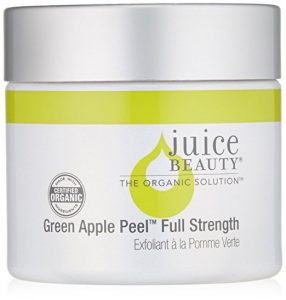 best organic chemical exfoliates - juice beauty