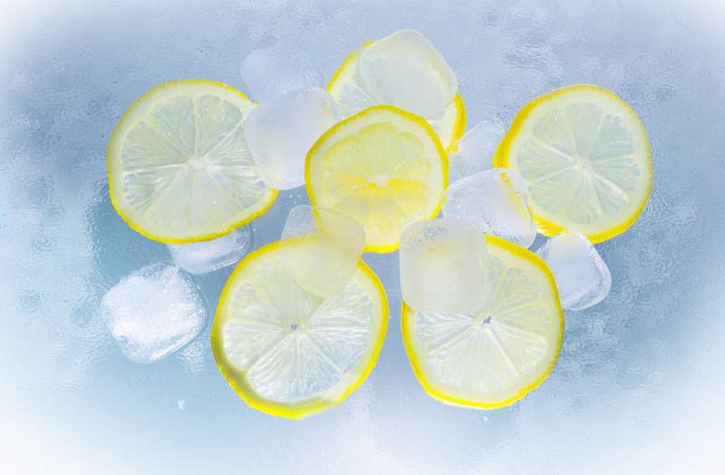 DIY Skin Toners - lemon toner recipe