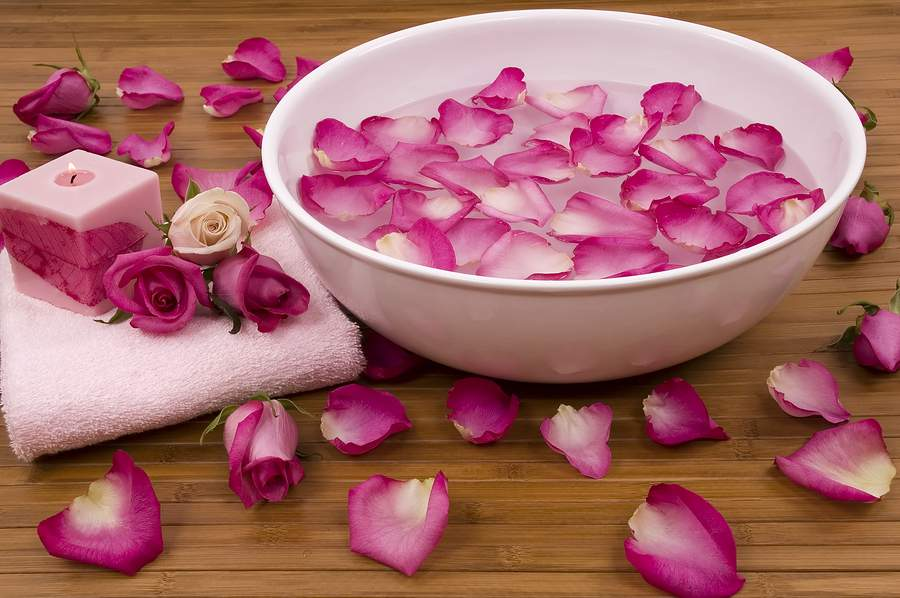 DIY Skin Toners - rose toner recipe