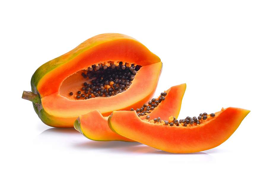 papaya enzymes for the skin