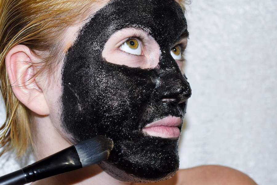 activated charcoal face mask recipes