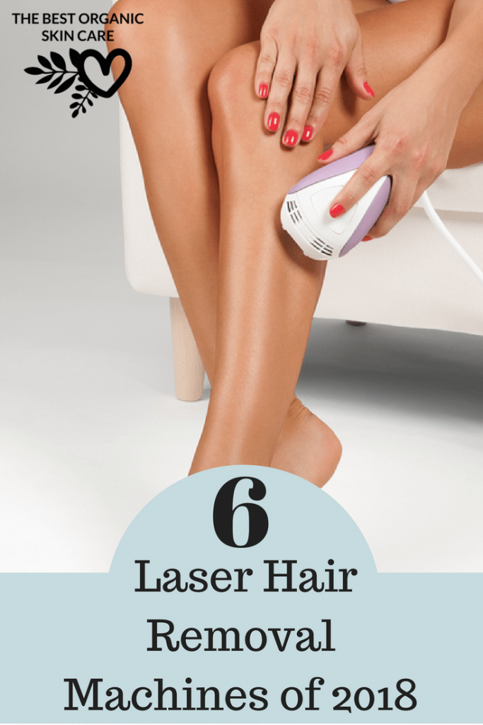 best laser hair removal machines of 2018