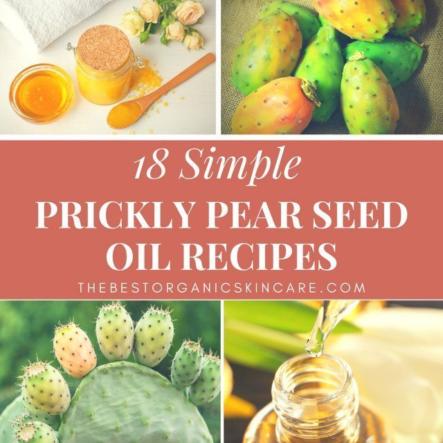 18 Simple Prickly Pear Seed Oil Recipes