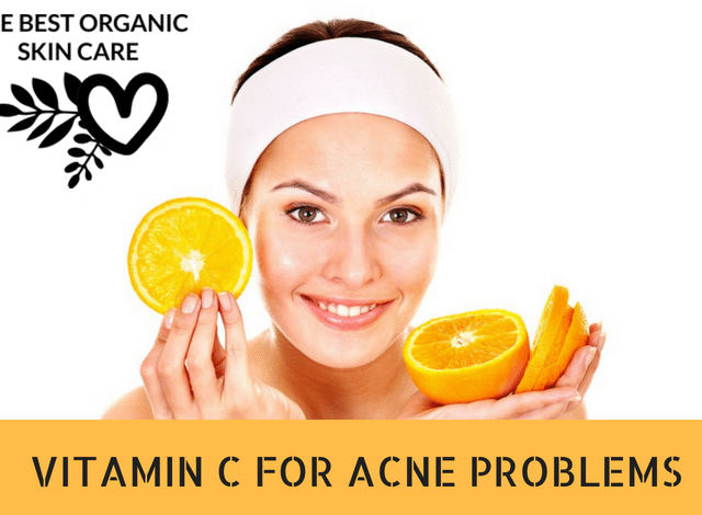 Acne Problems: Is Vitamin C your Solution?