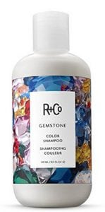 best natural shampoos for color treated hair