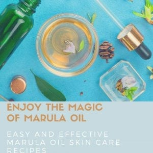 marula oil recipes ebook cover