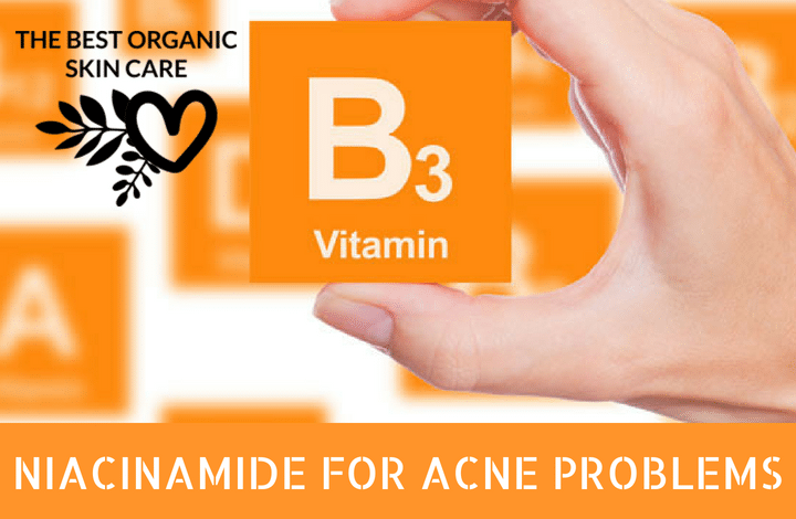 Using Niacinamide for acne