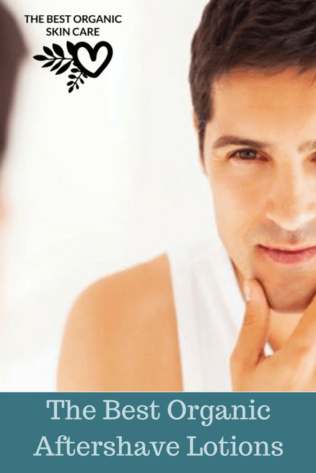 The Best organic aftershave lotions