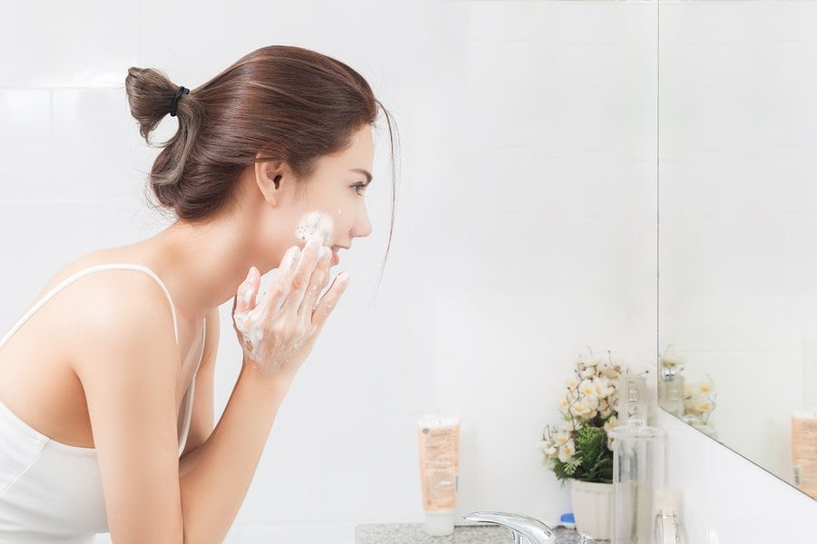best organic face washes