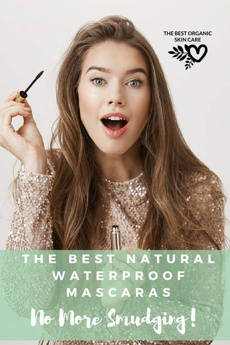 No more smudges! See our Favorite All-Natural Waterproof Mascaras for beautiful lashes without the toxic chemicals.