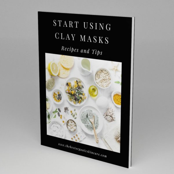 Clay Masks Tips and Tricks Ebook Cover